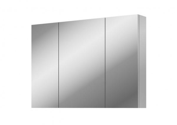 Espejo camerino 3 puertas blanco