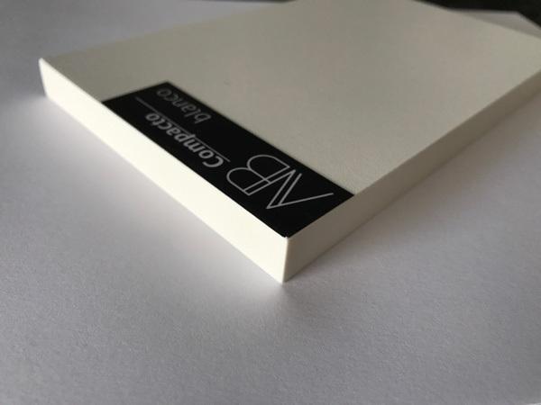 Tapa Compacto fenólico Blanco