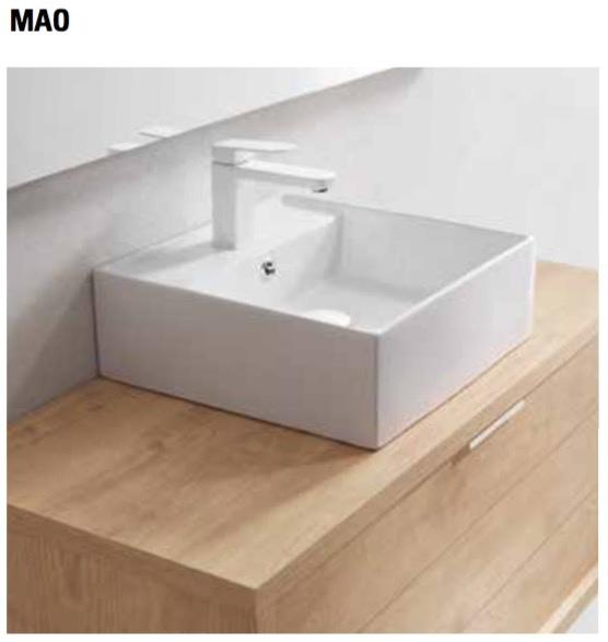 Lavabo Mao Incluido