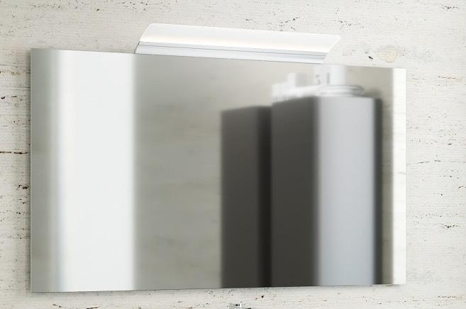 Espejo rectangular incluido