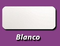 Color Blanco lacado