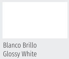 Blanco brillo