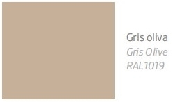 Gris Oliva RAL1019