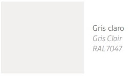 Gris Claro RAL7047