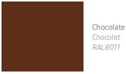 Chocolate RAL8011