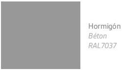 Hormigon RAL7037