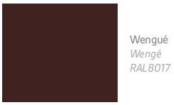 Wengue RAL8017
