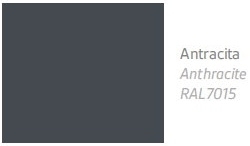 Antracita RAL7015