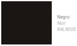 Negro RAL9005