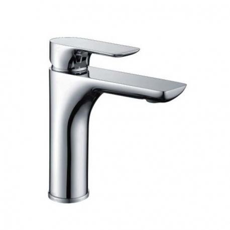 Grifo monomando lavabo Nassau Cromado