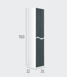 Columna Auxiliar de 160 x 35 Triana