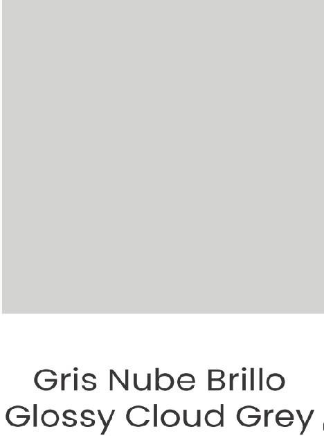 Gris Nube Brillo