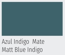 Azul indigo Mate