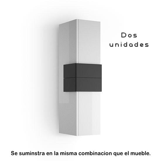 Columna Colgar de 1000x320x258 DOS UNIDADES