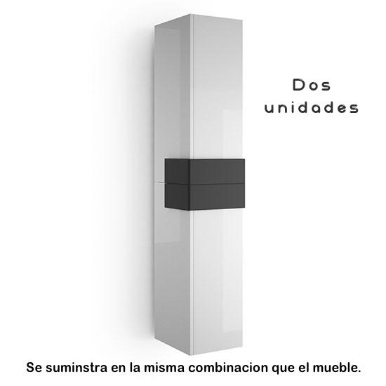 Columna Suspendida de 160x369x319 DOS UNIDADES
