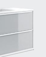 Perfil aluminio blanco