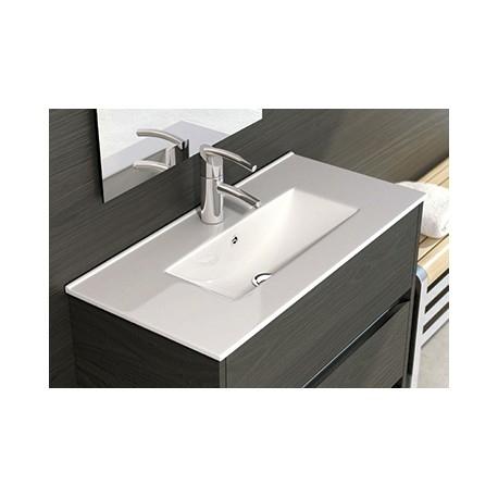 Encimera/lavabo 120 1 seno central