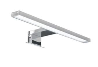 Aplique led de 30 cm para espejo liso