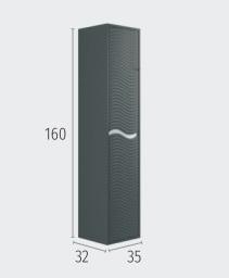 Columna Auxiliar de 160 x 35 Ondas