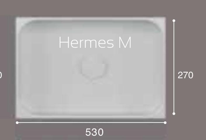 Lavabo Hermes M de 51x27