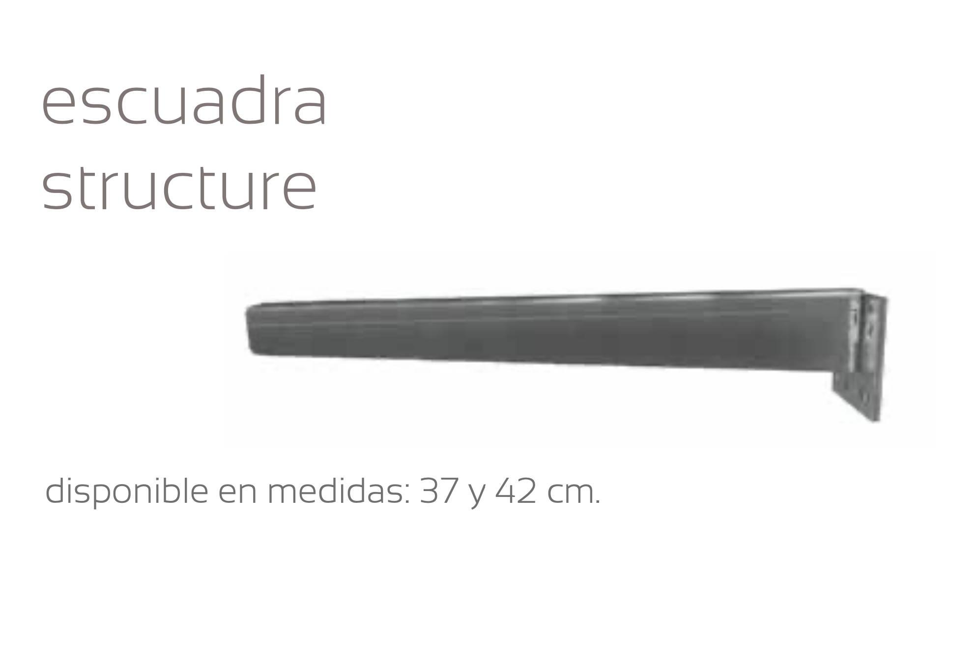 Estructura incluida ( 2 uds. )
