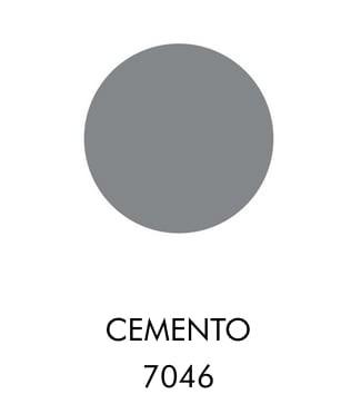 Cemento ( RAL 7046 )