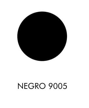 Negro ( RAL 9005 )