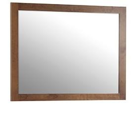 Espejo enmarcado.