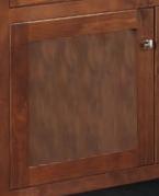 Puerta plafon de madera